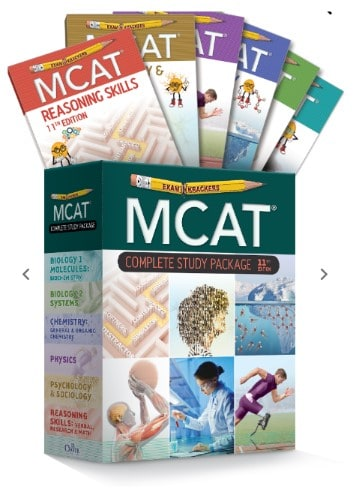 MCAT Complete Study Packages