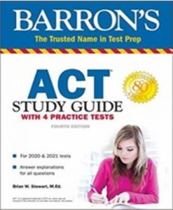 Barron's ACT 4th Edition