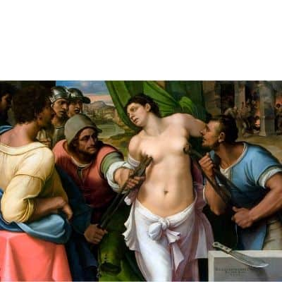 Life Story of St. Agatha of Sicily