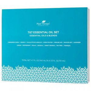 7&7 Essential Oil Gift Set (Plant Therapy)