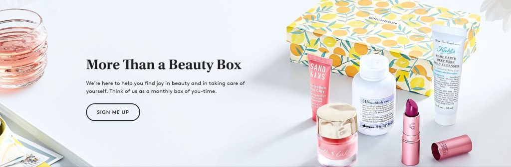 Cosmetic Subscription Boxes