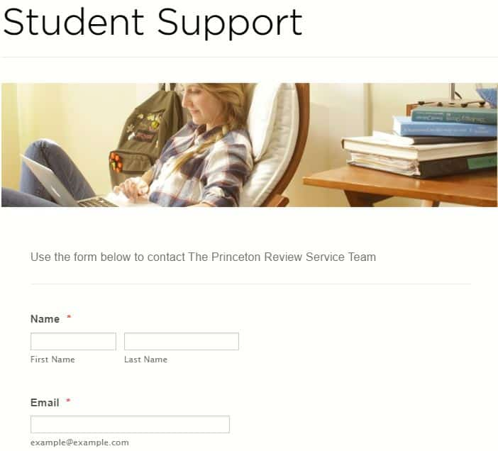 Princeton Email Support