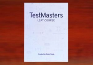 TestMasters LSAT Prep Course