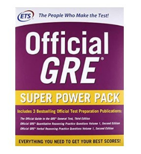 The Official GRE