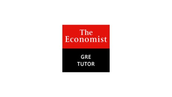 The Economist GRE Tutor Prep Course